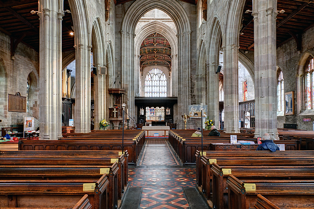 St. Laurence Church, Ludlow